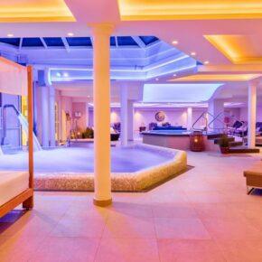 Wellness in Niedersachsen: 3 Tage im 5* Hotel mit Verwöhnpension, Sauna, Whirlpool & Extras ab 209€