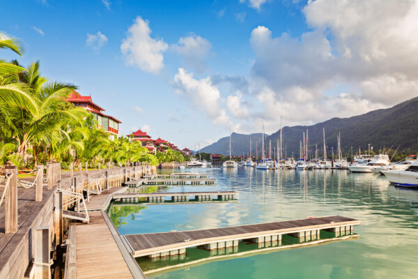 Seychellen Mahe Eden Island