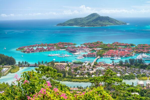 Seychellen Mahe Stadt