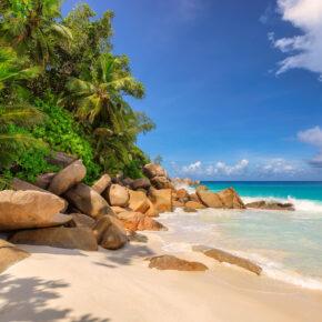Lust auf das Paradies? 8 Tage Seychellen mit Apartment & Flug nur 721€