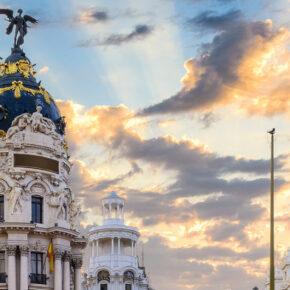 Städtetrip Madrid: 3 Tage im 4* Hotel inkl. Flug für 80€