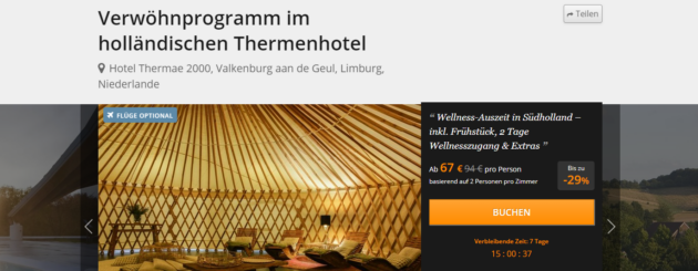 2 Tage Therme 2000