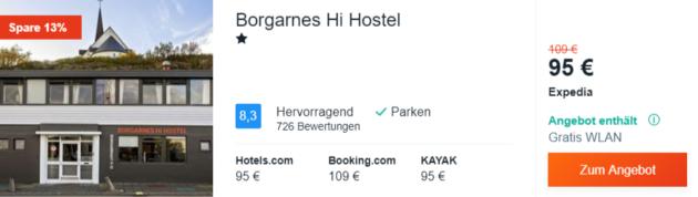 4 Tage Island Hotel