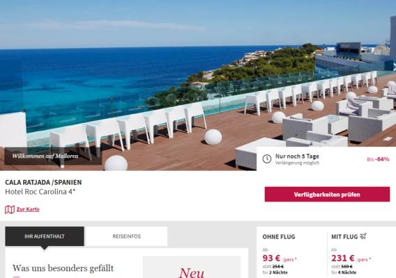 5 Tage Mallorca