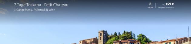 7 Tage Toskana