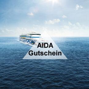 AIDA Gutschein: Spart [v_value] auf Eure Kreuzfahrt
