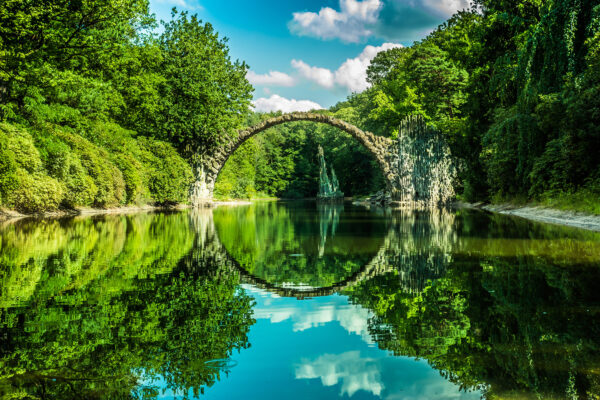 deutschland rakotzbrücke kromlau