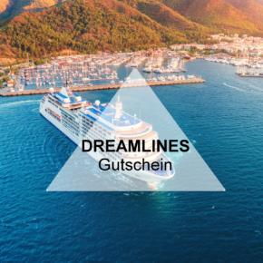 Dreamlines Gutschein: Sichert Euch [v_value id=73]Bordguthaben