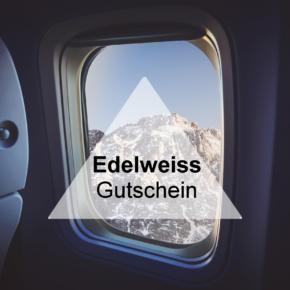 Edelweiss Gutschein: Spart satte 50% auf Euren Langstreckenflug