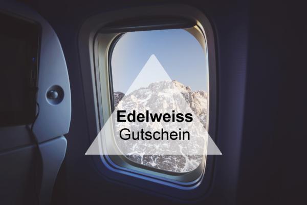 Edelweiss Gutschein