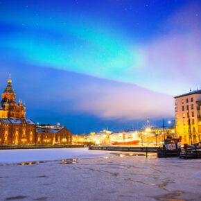 Finnland: Flüge nach Helsinki & Rovaniemi nur 115€