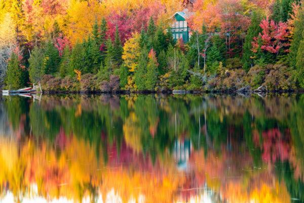 Kanada Quebec Herbst