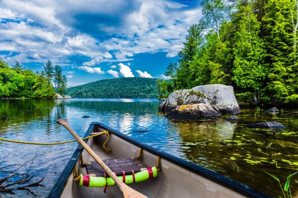 Kanada Quebec Kanu