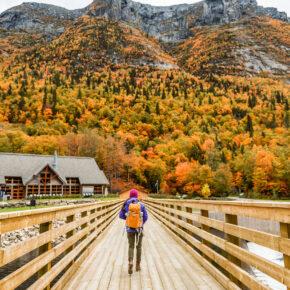 Kanada Quebec Nationalpark