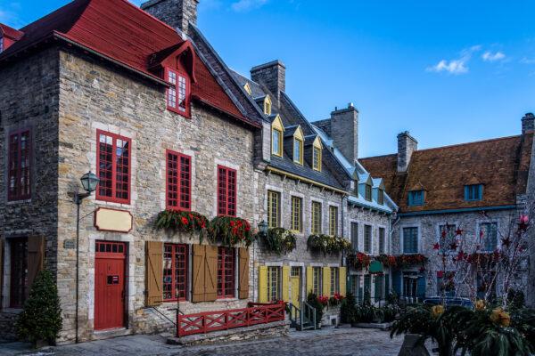 Kanada Quebec Royal Palaza