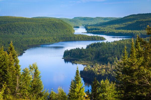 Kanada Quebec Wapizagonke