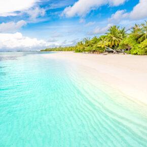 Luxusurlaub: 9 Tage Malediven im neuen TOP 5* Hotel mit All Inclusive, Junior Suite, Flug & Transfer für 2.729€