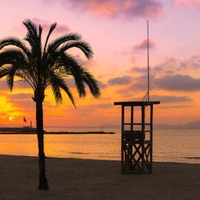 Strandurlaub Mallorca: 7 Tage in zentralem 3* Hotel in Strandnähe inkl. Halbpension, Transfer & Flug ab 225€