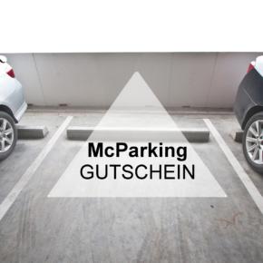 Exklusiver McParking Gutschein: Spart [v_value] auf Parkplätze in Flughafennähe