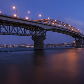 Neuseeland Auckland Harbour Bridge
