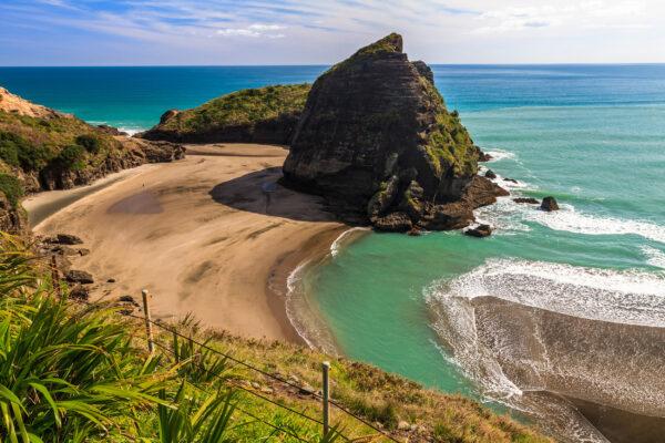 Neuseeland Auckland Strand