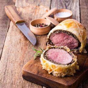 Neuseeland Beef Wellington