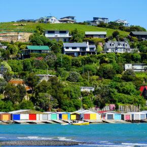 Reisetipps für Christchurch: Englisches Flair auf Neuseelands Südinsel