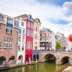 Niederlande: 2 Tage Utrecht im zentralen 4* Hotel inkl. Frühstück für 44€