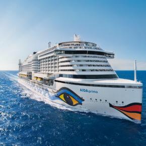 Kreuzfahrt: 8 Tage auf der AIDAsol durchs Mittelmeer inkl. Vollpension ab 249€