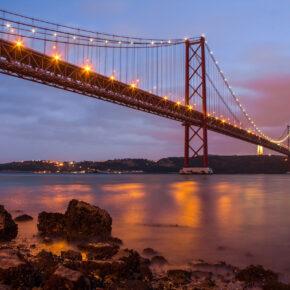 Wochenende in Portugal: 3 Tage Lissabon im 4* Hotel & Flug nur 97€