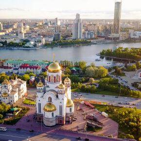 Tipps für Jekaterinburg: Meine Empfehlungen für die russische Metropole