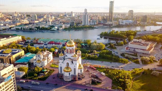 Tipps für Jekaterinburg