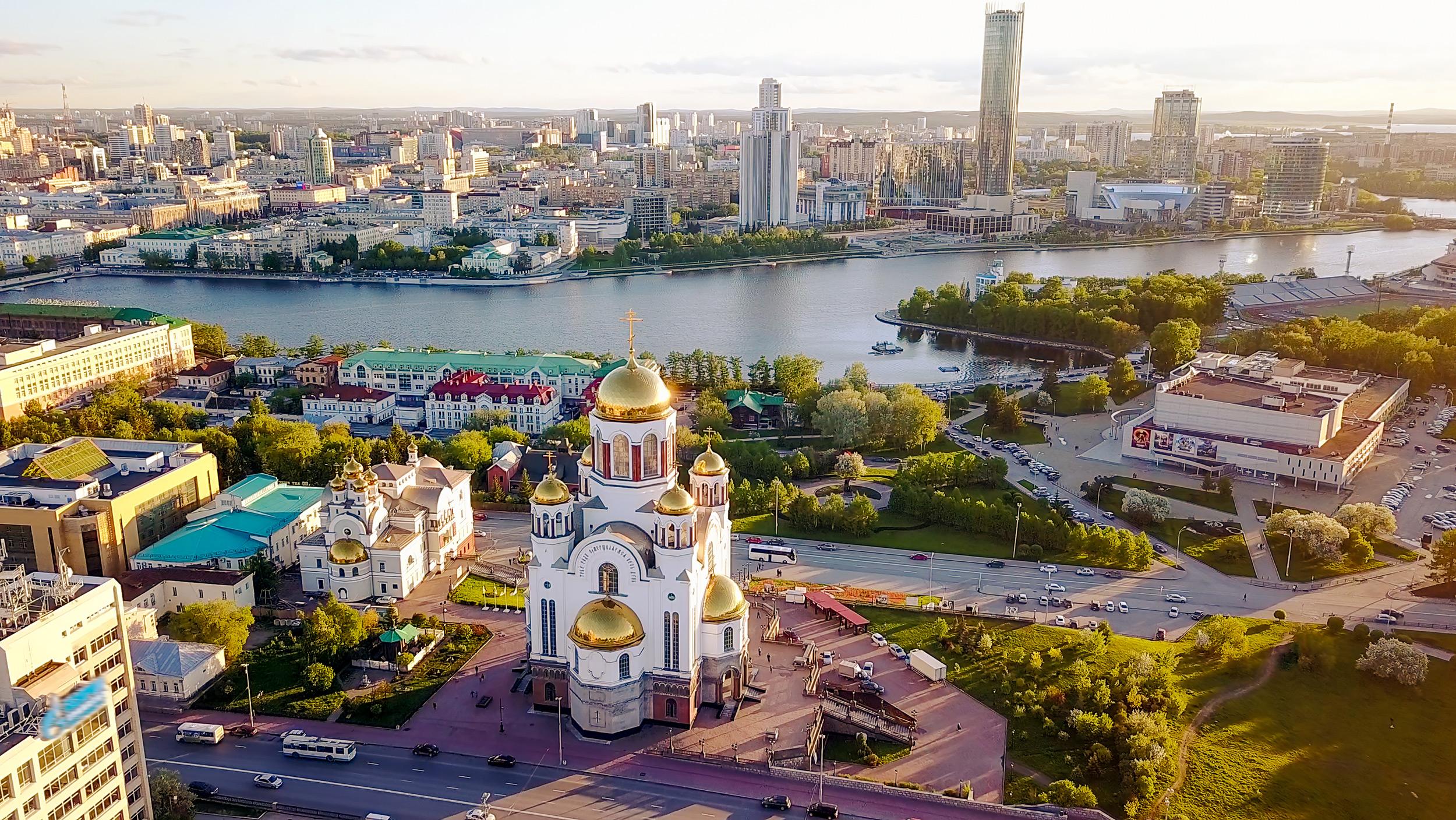 Tipps für Jekaterinburg: Unterwegs in der Metropole