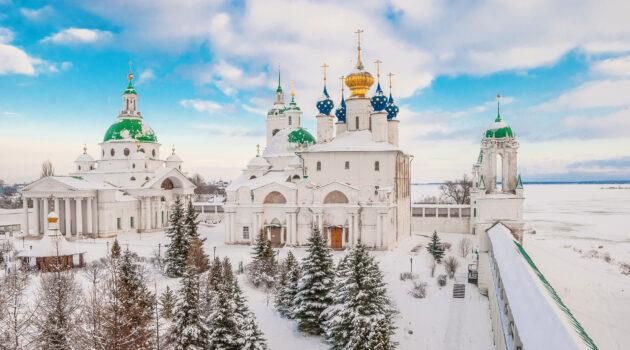 Russland Winter