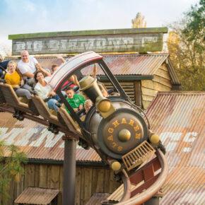 Slagharen Gutschein: Eintritt in den Freizeitpark nur 15,50€