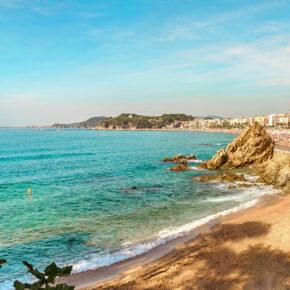 Costa Brava: 8 Tage Spanien mit Apartment & Flug nur 73€