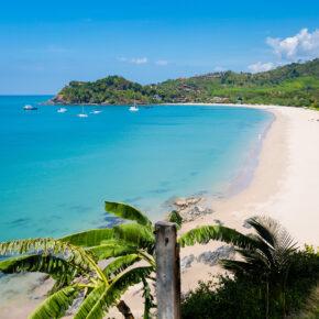 Traumziel Thailand: 15 Tage auf der Insel Koh Lanta mit Bungalow & Flug nur 448€