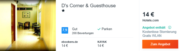 Corner Guesthouse