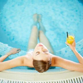 Sieben Welten Therme: 2 Tage im TOP 4.5* Hotel mit Halbpension & Eintritt ab 109€
