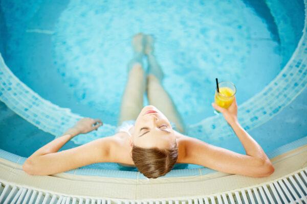 Wellness Pool Drink