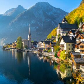 Wochenende: 3 Tage in der UNESCO Weltkulturerbe Stadt Hallstatt im 4* Hotel mit HP & Wellness nur 159€