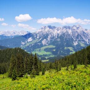Frühbucherwoche Alpen: 4 Tage Reith bei Kitzbühel in Tirol mit Hotel & Halbpension ab 94€