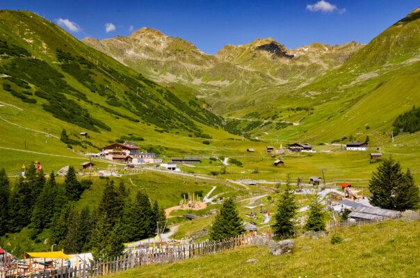 Österreich Murmli Furgler Mountain