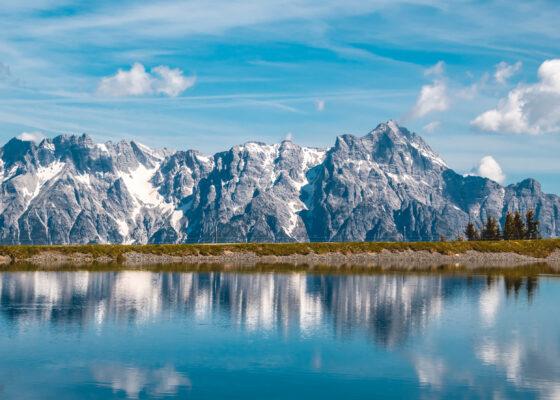 Österreich Tirol Leongang