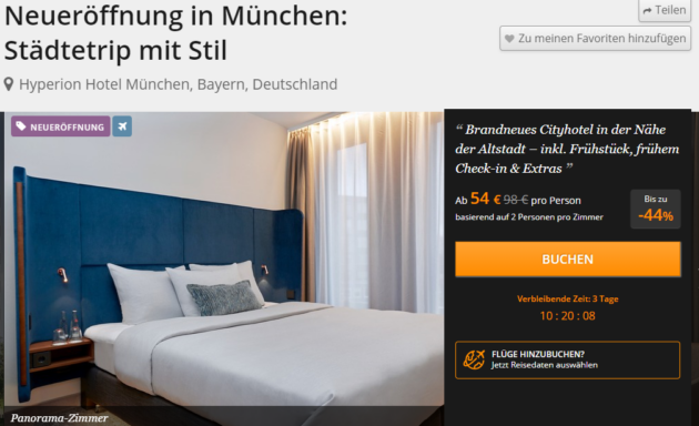 3 Tage München