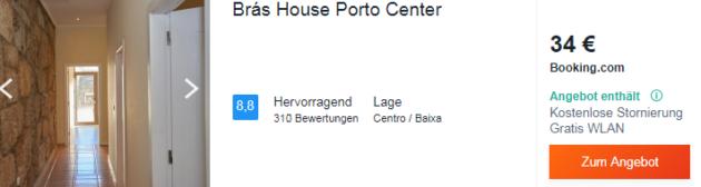 3 Tage Porto