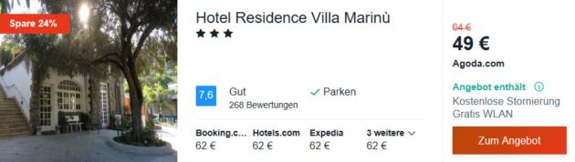 italien hotel