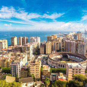 Spanien im Juni: 3 Tage Malaga mit zentraler Unterkunft & Flug nur 80€
