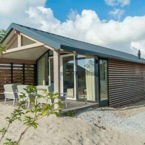 TUIVillas Ferienhaus Sea Lodges Ameland von außen