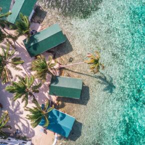 2021: Flüge nach Belize inklusive Gepäck nur 517€